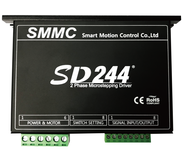 SD 系列步進馬達驅動器 2